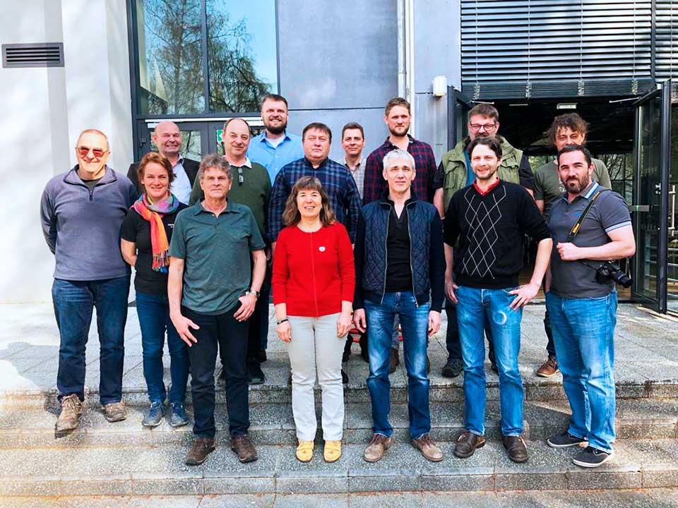 Весенняя встреча FEDFA (Федерация Ассоциаций Европейских Оленеводческих Фермерских Хозяйств) в Праге